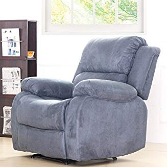 Merax Power Massage Reclining Chair With Heat And Massage