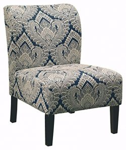 Ashley Furniture Signature Design – Honnally Accent Chair – Contemporary Style &#821 ...