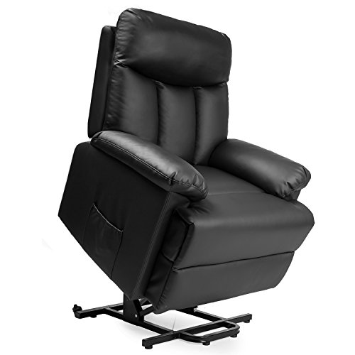 Merax Power Lift Chair And Power Recliner In Pu Leather