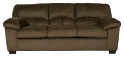 Ashley Furniture Signature Design – Dailey Full Sofa Sleeper – Contemporary Upholste ...