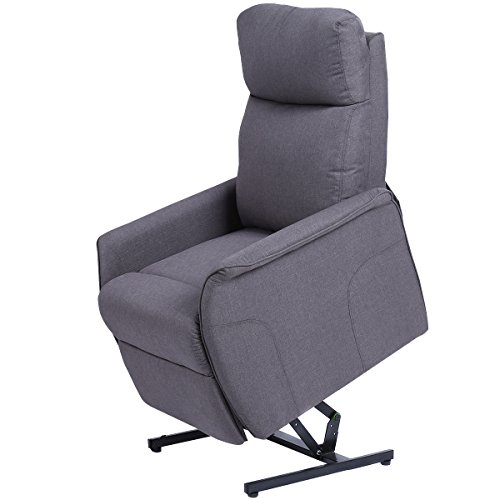 giantex electric power lift chair recliner sofa chair