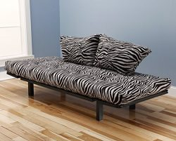 Best Futon Lounger – MATTRESS ONLY – Sit Lounge Sleep – Small Furniture for Co ...