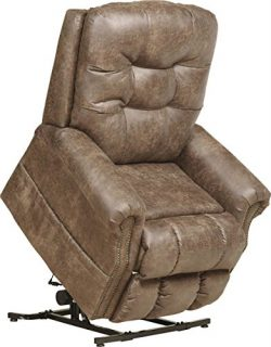 """""""The Ultimate In Lift Chairs"""" – Catnapper Power Lift-Full LayOut Recliner with ..."""