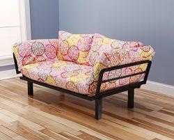 Best Futon Lounger – Versatile Positions – Sit Lounge Sleep – Smaller Size Pie ...