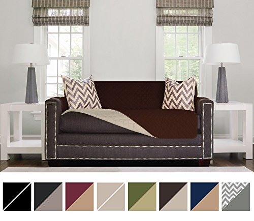 The Original Sofa Shield Reversible Couch Slipcover