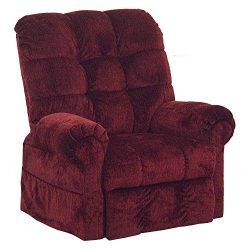 Catnapper Large Scale Omni 4827 Power Lift Chair & Recliner – Chianti