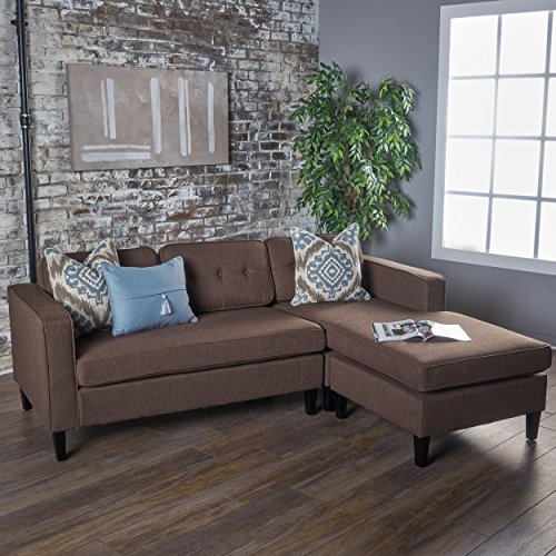 Windsor Living Room 2 Piece Chaise Sectional Sofa