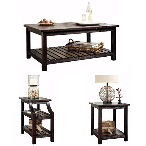 Coffee Table Sets For Living Room: Ashley Furniture Signature Design