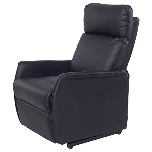 Giantex Pu Electric Lift Chair Power Recliner Reclining