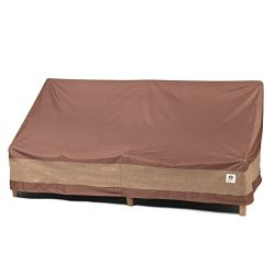 Duck Covers Ultimate Patio Loveseat Cover, 62-Inch
