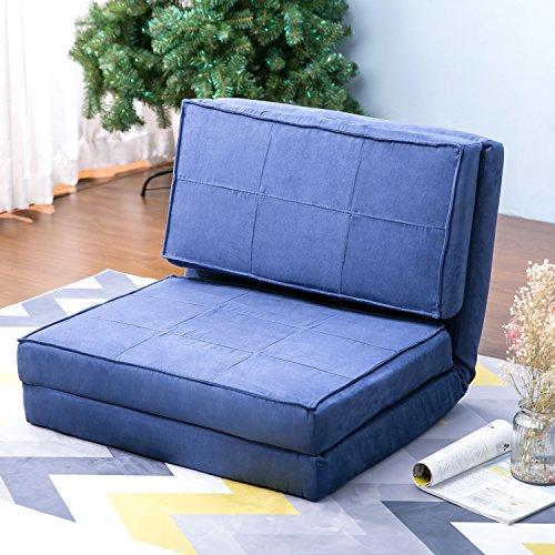 Harper Amp Bright Designs Convertible Futon Flip Chair