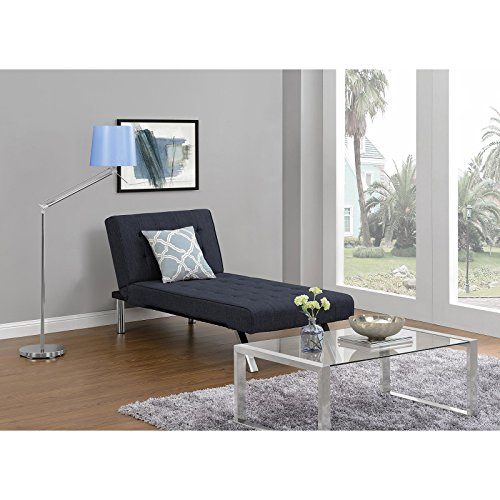 Indoor Chaise Lounge - Convertible Modern Living Room ...