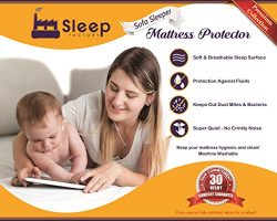 Sleep Factory – Mattress & Sofa Bed Sleeper Protector | Total Safety From Spillage &am ...