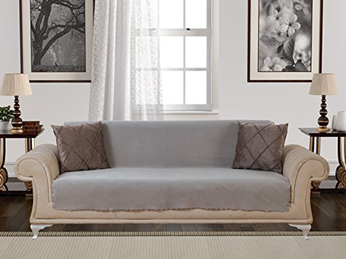 Large Armless Couch Cover
