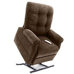 Mega Motion Infinite Position Power Easy Comfort Lift Chair Lifting Recliner FC-101 Infinite Rec ...