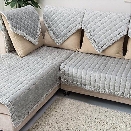 Ostepdecor Multi Size Pet Dog Couch Rectangular Winter