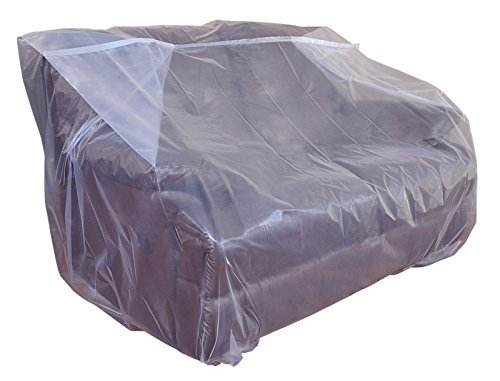 Furniture Cover Plastic Bag For Moving Protection And Long
