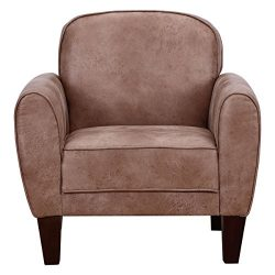 Sofa Leisure Arm Chair Single Accent Upholstered Living Room Office Furniture