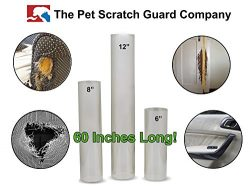 Pet Scratch Guard Vinyl Protector – Stops Cats & Dogs From Clawing & Scratching Do ...