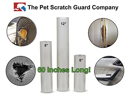 Pet Scratch Guard Vinyl Protector Stops Cats Amp Dogs From