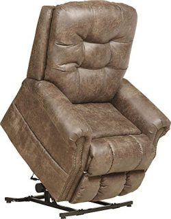 Catnapper Ramsey 4857 Power Lift Chair & Recliner with Heat & Massage
