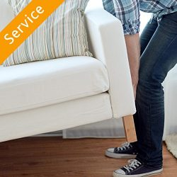 Sofa or Couch Removal – 3-Seater