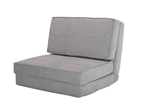 New Fold Down Chair Flip Out Lounger Convertible Sleeper