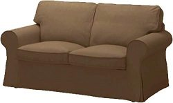 The Ektorp Loveseat Cover Replacement Is Custom Made For Ikea Ektorp Loveseat Sofa Cover, Sofa C ...