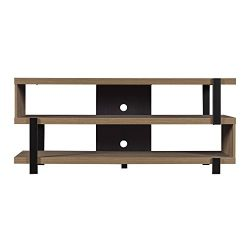 Pamari 299474 Cressa TV Stand for TVs up to 60″ Oyster Walnut