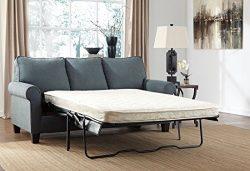 Ashley Furniture Signature Design – Zeth Sleeper Sofa – Full Size – Easy Lift  ...