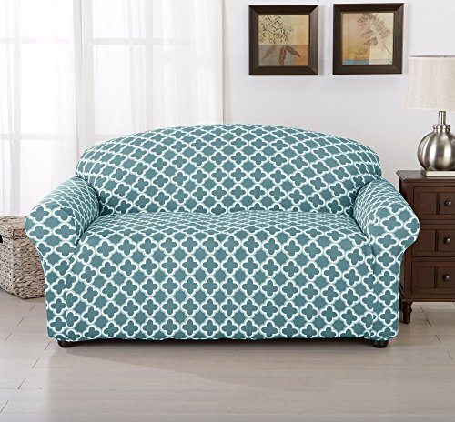 Form Fit Slip Resistant Stylish Furniture Cover