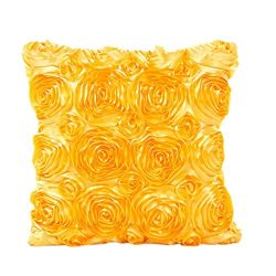 Goddessvan Rose Square Sofa Waist Throw Cushion Cover Home Decor Cushion Cover Case 16.9X16.9 ...