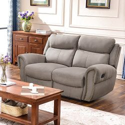 Harper & Bright Designs Sectional Sofa Set Including Chair, Loveseat and 3-Seat Sofa Recline ...