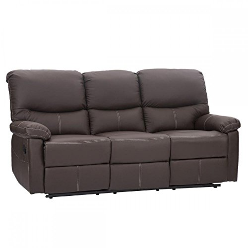recliner sectional sofa set leather loveseat chaise couch reclining sofa chair living room. Black Bedroom Furniture Sets. Home Design Ideas