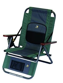 GCI Outdoor Wilderness Recliner Backpack Outdoor Chair, Hunter