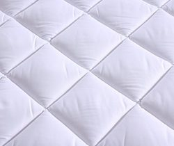 Everest Premium Plus Mattress Pad HypoallergenicQuilted Mattress Topper, Deep Pocket, Stretch to ...