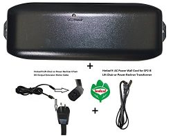 HmleafOkin Power Recliner SP2-B or Lift Chair Power Supply Transformer with Battery Backup+AC Po ...