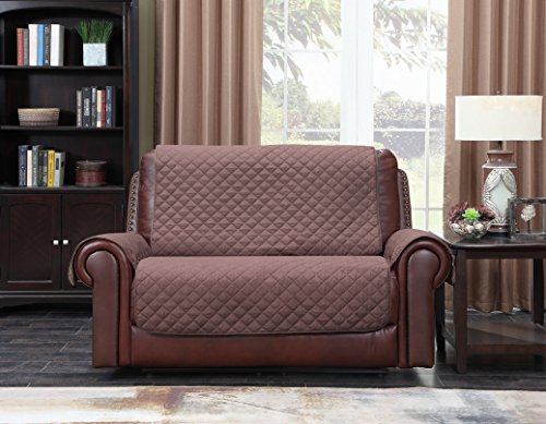 Home Queen Premium Waterproof Couch Slipcover For Leather