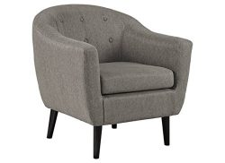 Ashley Furniture Signature Design – Klorey Accent Chair – Contemporary Style – ...