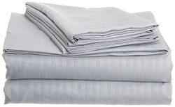 Egyptian Cotton Queen Sleeper Sofa Bed Sheet Set 400 Thread Count 62″x74″x6″ S ...
