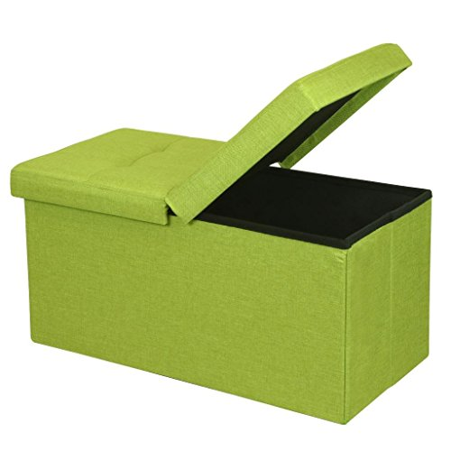 Otto Amp Ben 30 Quot Storage Ottoman With Smart Lift Top