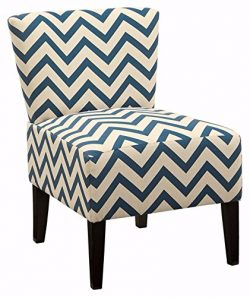 Ashley Furniture Signature Design – Ravity Accent Chair – Contemporary – Chevr ...