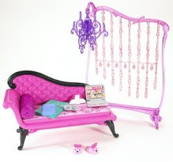 Barbie My House Basic Furniture – Barbie Glam Daybed