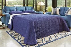 Benchcraft – Forsan Nuvella Contemporary Sofa Sleeper – Queen Size Mattress Included ...