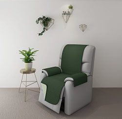 RHF Reversible Oversized Recliner Cover&Oversized Recliner Chair Covers,Slipcovers for recli ...