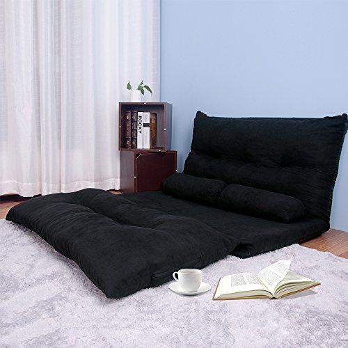 Merax Adustable Foldable Modern Leisure Sofa Bed Video