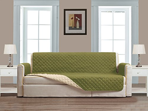 Superior Quality Reversible Couch Cover 110 Quot X 76