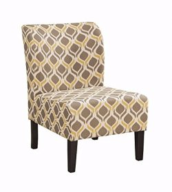 Ashley Furniture Signature Design – Honnally Accent Chair – Contemporary Style ̵ ...