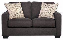 Ashley Furniture Signature Design – Alenya Sofa Loveseat with 2 Throw Pillows – Clas ...