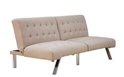 Major-Q Adjusting Folding Convertible Sofa Couch Bed for Living Room and Bedroom (7057018)